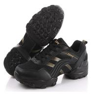 Free Shipping Men S Outside Dance Sport Shoes Black White Breathable Comfortable Flexiable Boy S Jazz