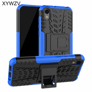 Image 2 - Huawei Honor 8s Case Shockproof Cover Armor Soft PU Silicone Rubber Hard PC Phone Case For Huawei Honor 8S Back Cover Honor 8S