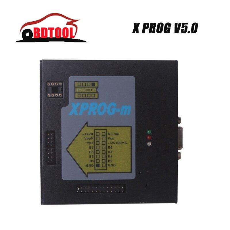Цена за Бесплатная доставка Новая версия X PROG V5.0 ПРОГРАММИСТ XPROG М, X-PROG M