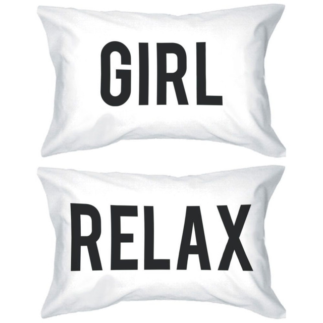 online shop his and hers matching pillowcases morning