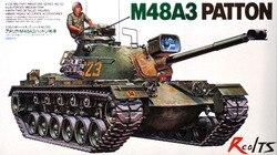 RealTS TAMIYA MODÈLE 35120 1/35 ÉTATS-UNIS M48A3 Patton Réservoir