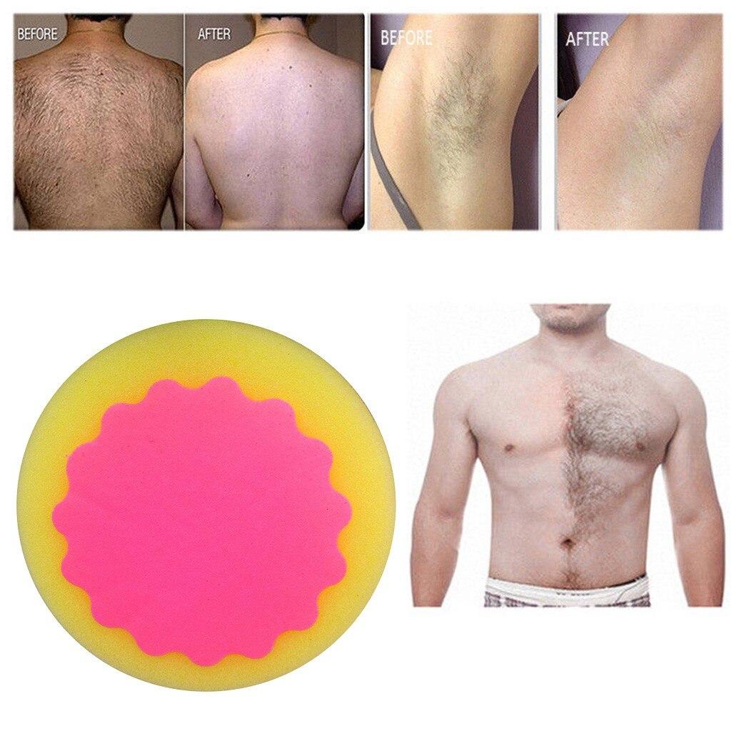 1pcs Magic Painless Women Hair Removal Sponge Soft Depilation Tools Skin Care Sponges Depilation Effective Dropshipping YJJ2