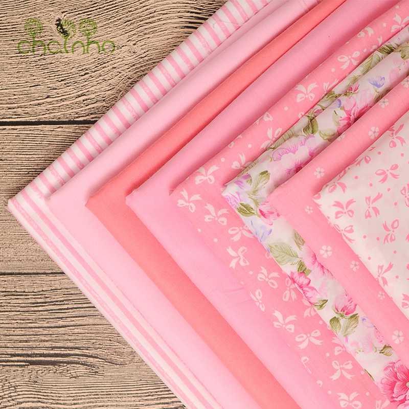 نسيج قطني قطني مطبوع DIY بها بنفسك خياطة اللحف المرقعة/أنسجة الطفل والأطفال/ورقة ، وسادة ، وسادة ، مادة الستار