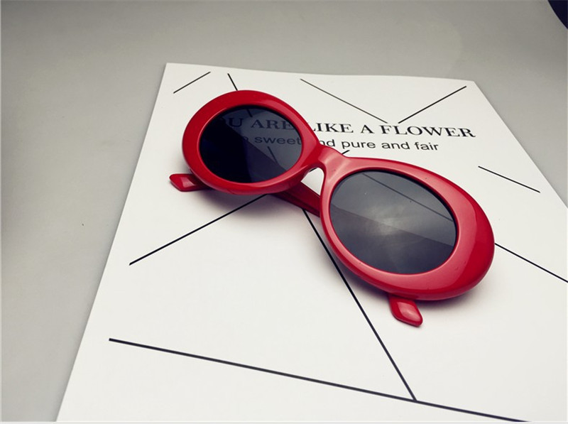 HTB1iNmXQXXXXXXRaXXXq6xXFXXXM - Kurt Cobain Star Style Sunglasses Men Women Retro Sun Glasses 16 Colors PTC 200