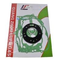 LOPOR for Yamaha DT200R 1TG DT 200R Motorcycle Engine Gaskets Include Cylinder Gasket Kit Set