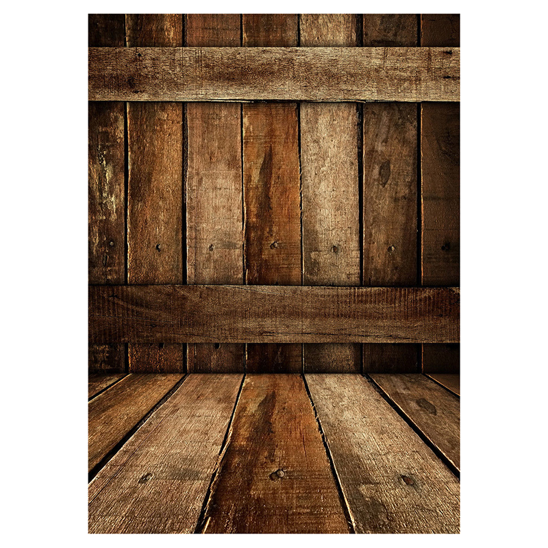 Top Deals Wooden Floor Photography Backdrops Studio Props Photo Background Vinyl 5x7ft black and white grids floor photography background hollow vinyl photo backdrops for photo studio funds props cm 4785