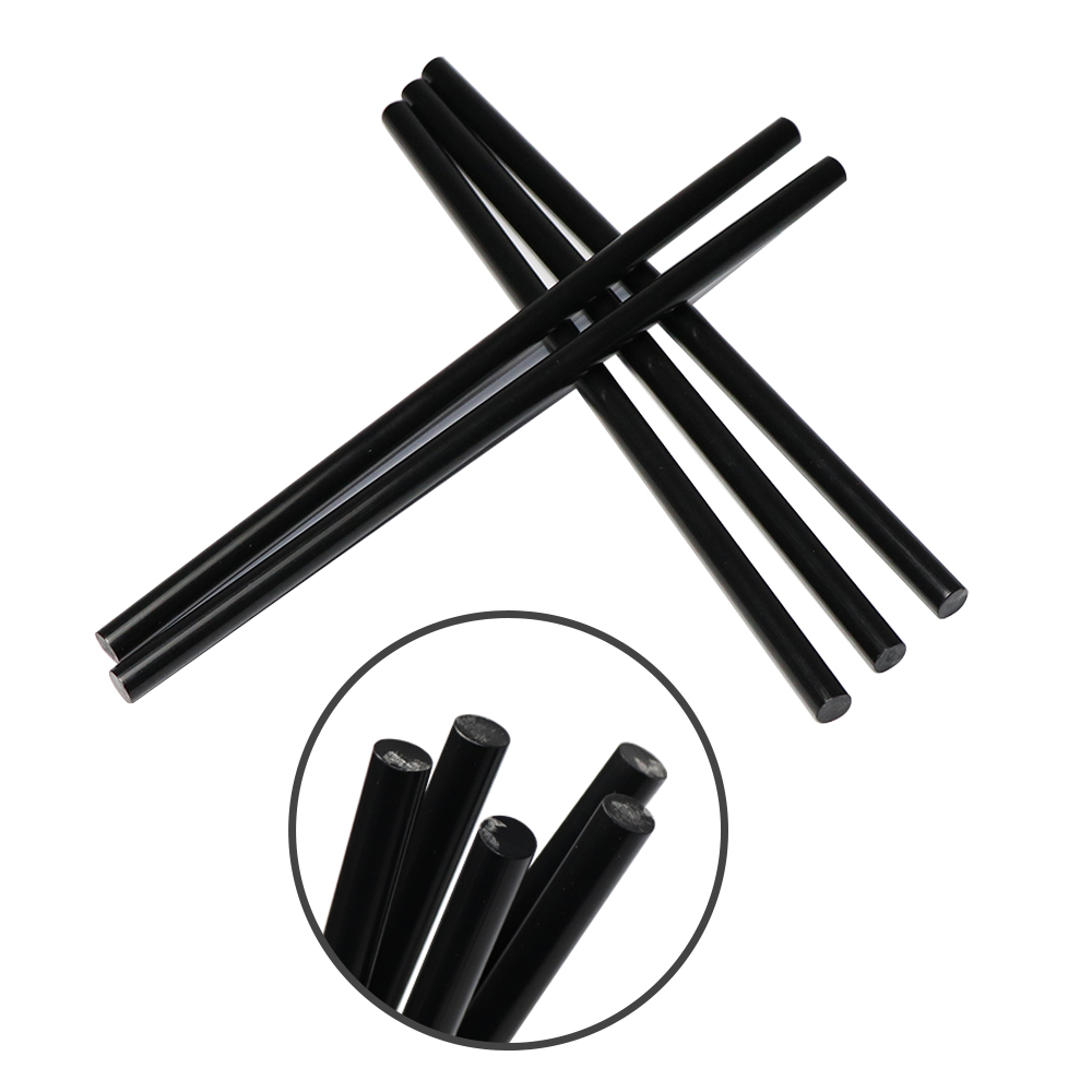 5 Pack of Black PDR Glue Sticks hot melt glue stick - Auto Repair Tools