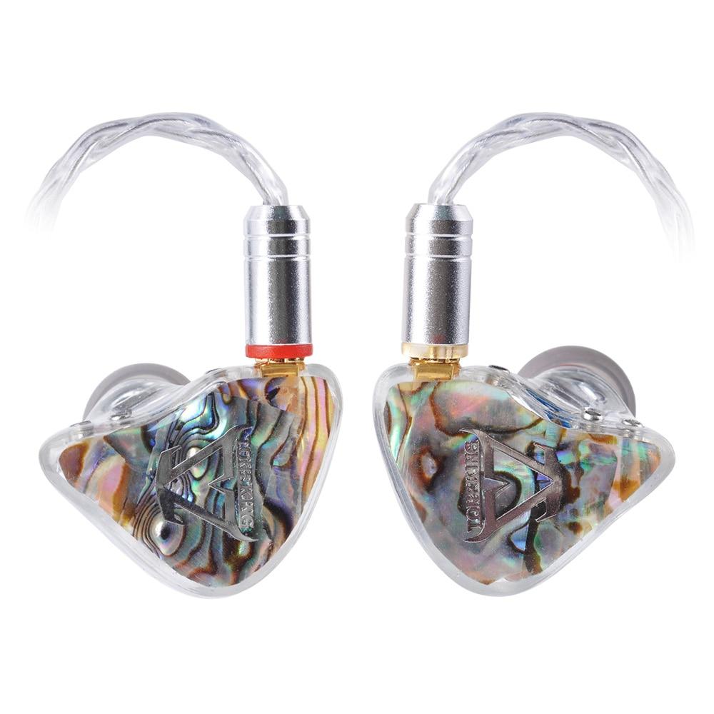 TONEKING BL1 14 ミリメートル平面ダイヤフラム Orthodynamic ユニットで耳イヤホンハイファイイヤホン着脱式デタッチ MMCX ケーブルカスタムイヤホン  グループ上の 家電製品 からの Bluetooth イヤホン & ヘッドホン の中 1