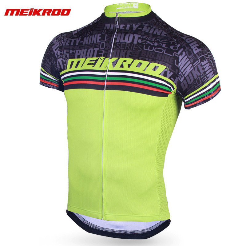 Meikroo Short Sleeve Cycling Jersey Set S MTB Bike Clothing Comfortable Bicycle Jerseys  ...