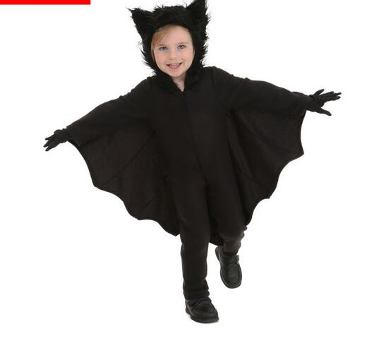 child animal cosplay cute bat costume kids halloween costumes abult black wings batman clothes dinosaur fawn squirrel clothing in boys costumes from