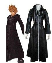 anime Kingdom Hearts 2 Organization XIII Cosplay Costume man and woman