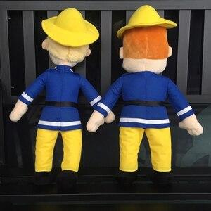Image 2 - Figuras de acción de sam de 40cm, muñeco de peluche Penny, muñeco de peluche, regalo para niños, bonitos dibujos para decoración de Navidad
