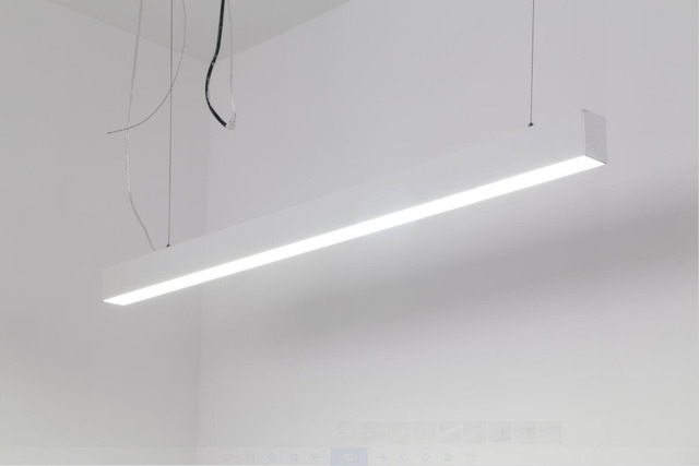 Plafoniera Led 150 Cm : Led cm t tube eco w glass with neon