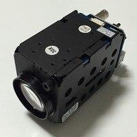 새로운 CCTV COMS HD 달리 1200TVL 배 광학 줌 상자 카메라 Anolog 카메라/달리 카메라 (모도 opcional)