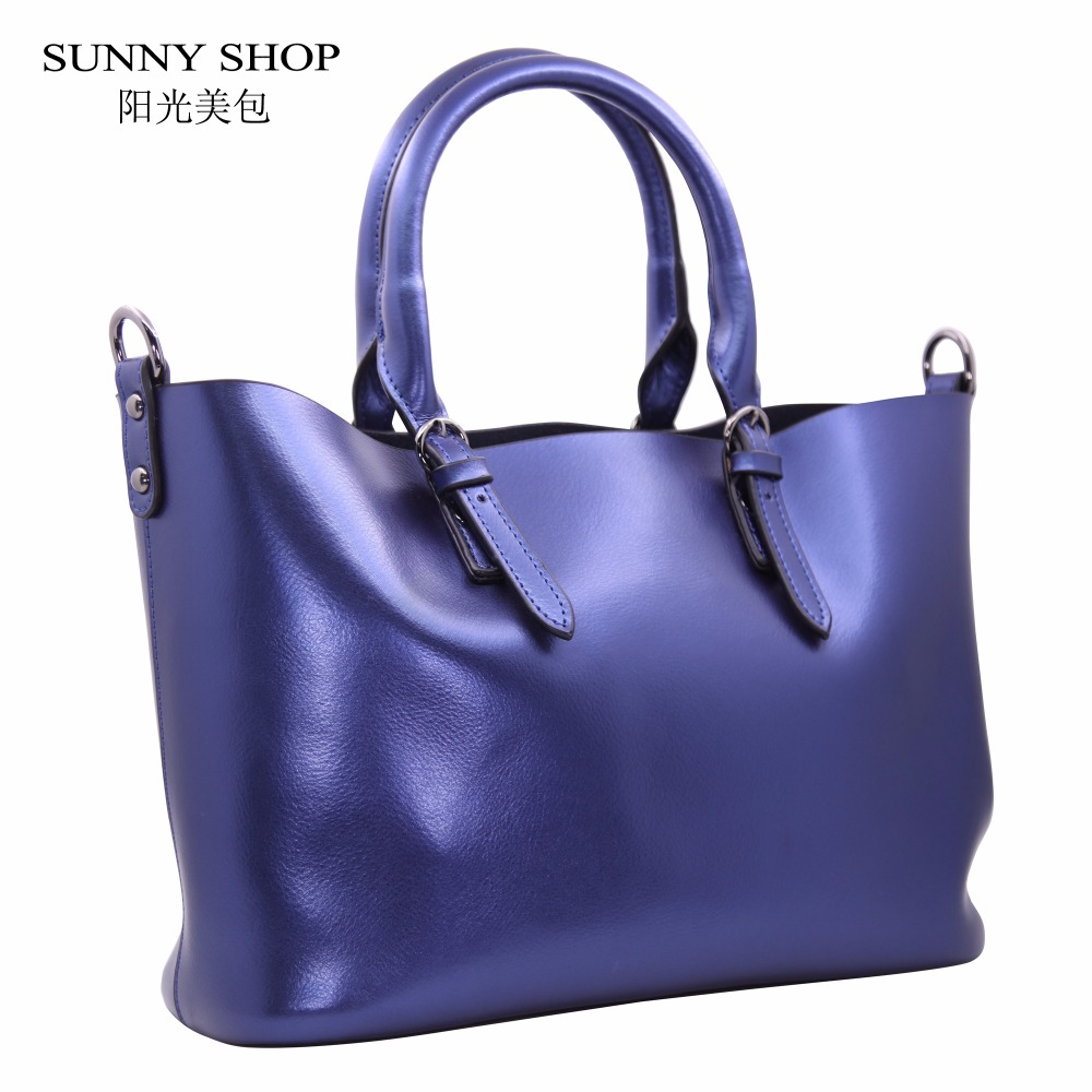 SUNNY SHOP LUXURY 100% Genuine Leather Women Shoulder Bags Brand Designer Cowhide genuine leather handbag Skin Crossbody bag sunny shop 2017 spring new small women shoulder bag high quality genuine leather women bag brand designer handbag gift for lady