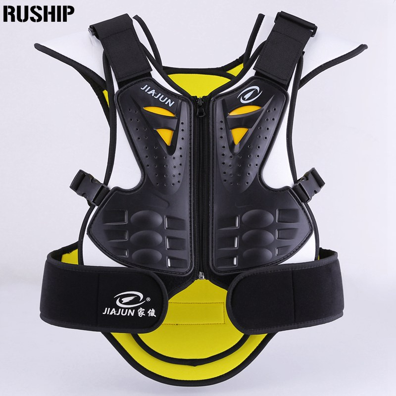 Professional Ski Snowboard Back Support Motorcycle body Protector Hard Skateboarding Support sport Motocross Back Protection