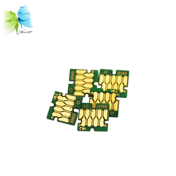 10 Pieces T6193 Waste Ink Tank Chip, for Epson T3270 T5270 T7270 Printers Maintenance Tank One Time Use Chip
