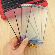 цена на For Huawei Honor 9 Lite / Honor 9 Youth  Touch Screen Glass Panel Digitizer Sensor Touchpad Front Glass Panel Repair Parts