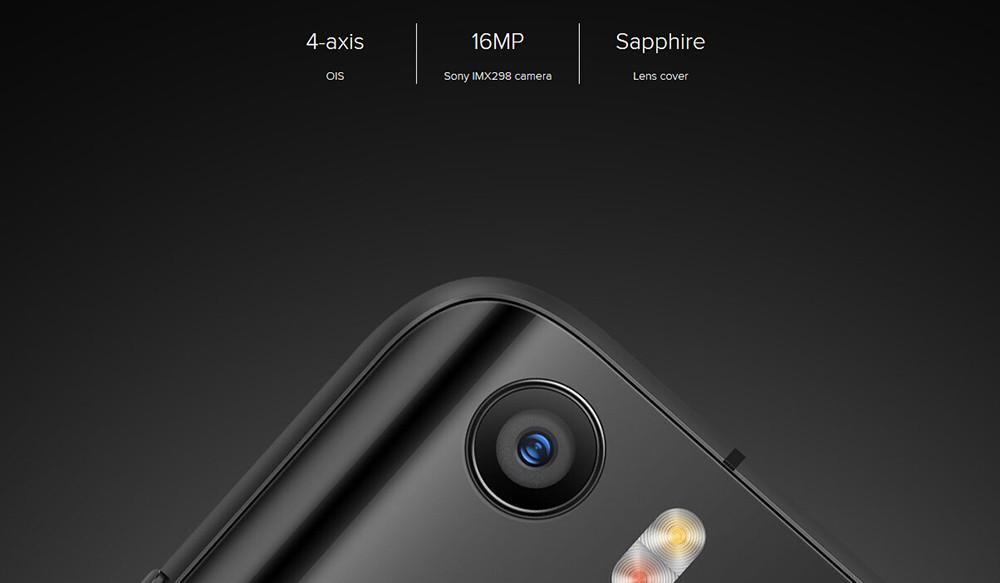 16.0MP Back Camera + 4.0MP Front Camera 1