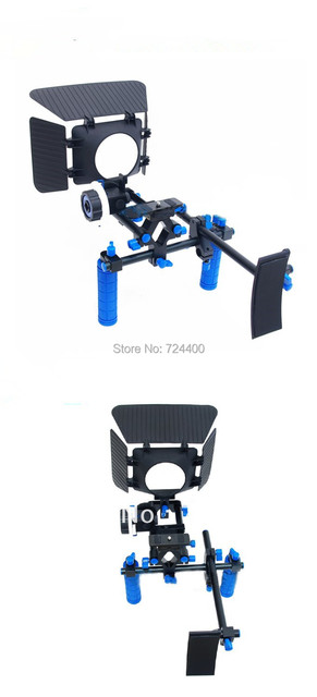 [drop Shipping] New Rl-00ii Dslr Rig Camera Kit Shoulder Pad Stabilizer Belt Handle Functional Recovery Coke Shooting Movie Acro