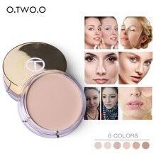 O.TWO.O Full Cover Concealer cream Makeup Primer Cover Pore Wrinkle Foundation Base Lasting Oil Control Cream Concealer  9984 стоимость