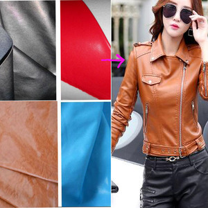 Fashion 135*50cm 2 pc Synthetic Leather Material Fabric&Soft PU Leather Fabric&Faux Leather Fabric For Diy Sewing Pants&Clothing