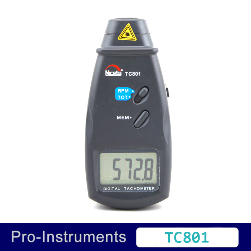 TC801 5 digits LCD Display automatic digital engine tachometer Handheld rpm meter sst pfb slc plc programming cable replacement usb 1747 cp3 usb programming cable for a b plc