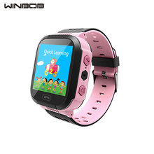 Q528 Children GPS Tracker Watch Children Good Watch with Flash Gentle 1.44″ Contact Display screen SOS Name Location Finder for Baby LBS tracker