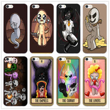 97580f3c2aa5b6 xjtbsgzg Deadly Sins Binding Isaac Cases for iPhone X 10 8 7 Plus 6 6S Plus  5 5S SE