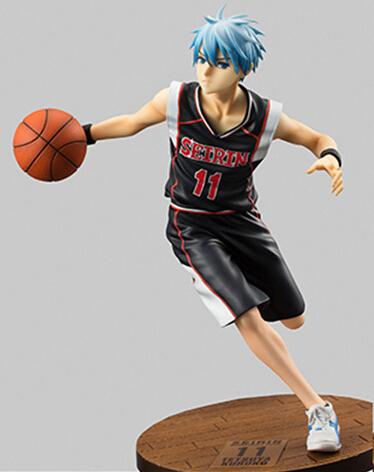 18CM Kuroko's Basketball Kuroko Tetsuya Anime Action Figures PVC brinquedos Collection Figures toys for christmas gift