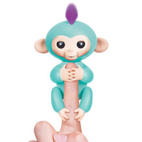 Funny Monkey Finger Baby Monkey Rose Interactive Baby Pet Intelligent Toy Tip Monkey Smart Electronic Pet