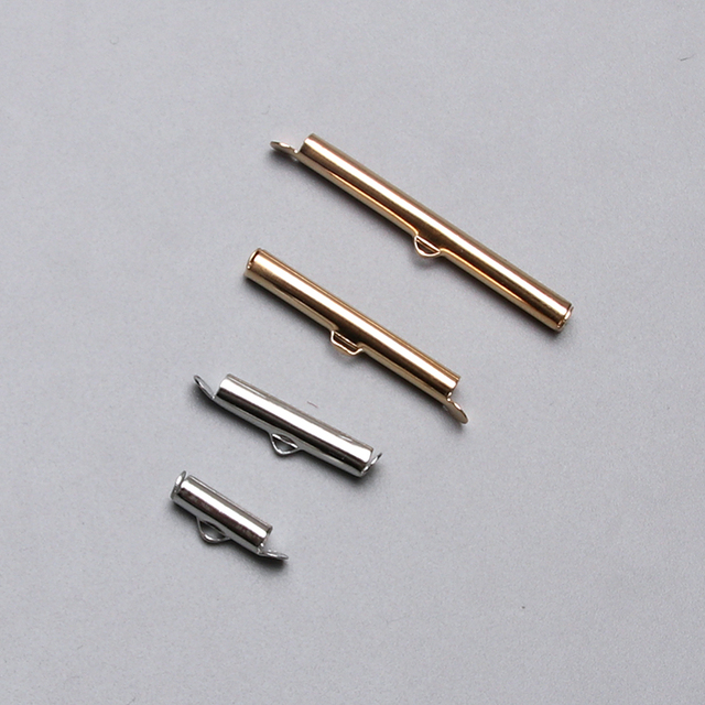 10pcs/lot Clasps Hooks 15/25/35/40mm gold rhodiums alloy connectors diy jewelry accessories for women men necklace pendant make