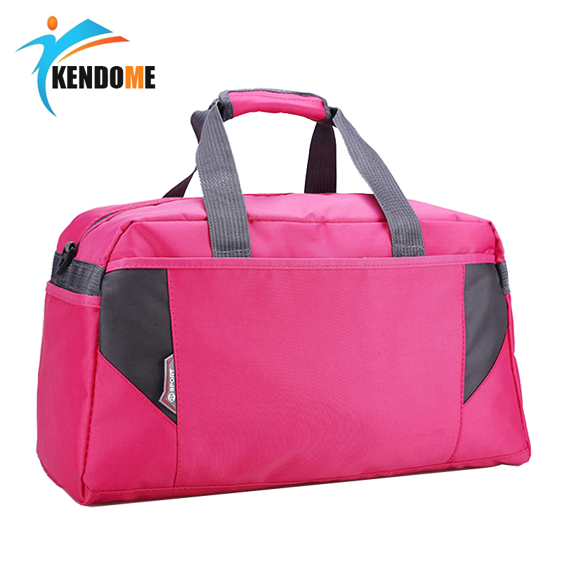 Hot Nylon Sport Gym Bag Outdoor Waterproof women Handbag School Fitness Bag for Men Training Camping Female Yoga Duffel BagHot Nylon Sport Gym Bag Outdoor Waterproof women Handbag School Fitness Bag for Men Training Camping Female Yoga Duffel Bag
