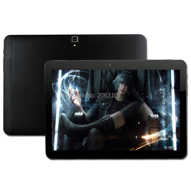 10 1 inch K118 metal tablet PC Android 6 0 tablet Pcs Phone call octa