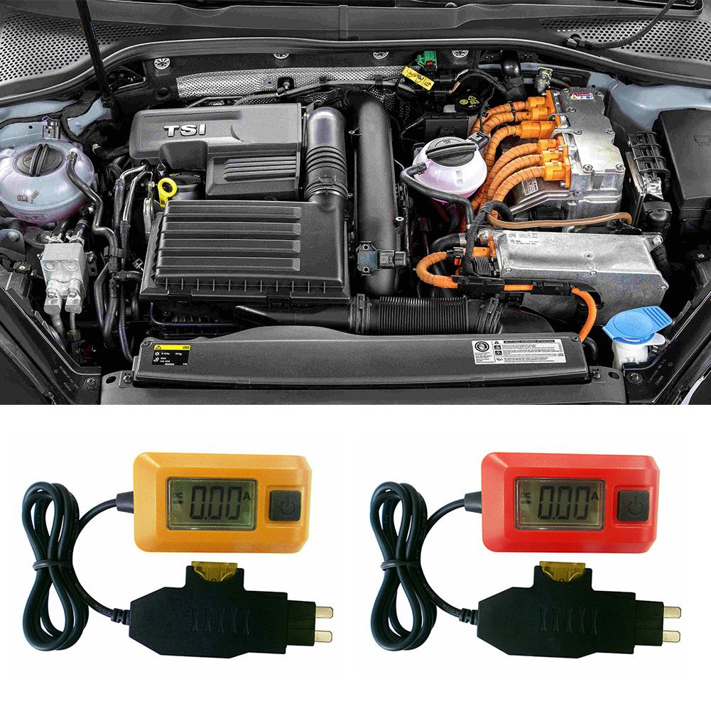 Image 5 - Automotive Car Current Detector Suitable For Current Detection In Automotive Or Commercial Vehicles Easy To Use Car Accessories-in Battery Measurement Units from Automobiles & Motorcycles