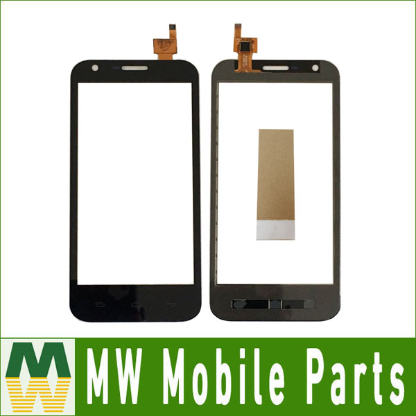 10PC/Lot 5.0inch For Prestigio PAP5501 PAP 5501 Touch Screen Digitizer Black Color with Tape