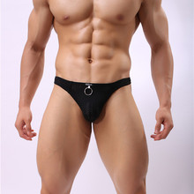 Men's Hoop Decor Mini Briefs