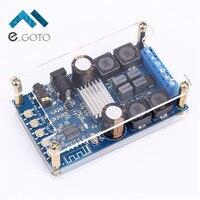 50Wx2 Amplificador Digital Bluetooth Módulo Board Dual Channel HIFI de Áudio Amplificadores de Potência com um Escudo de Proteção Sem Som Pop