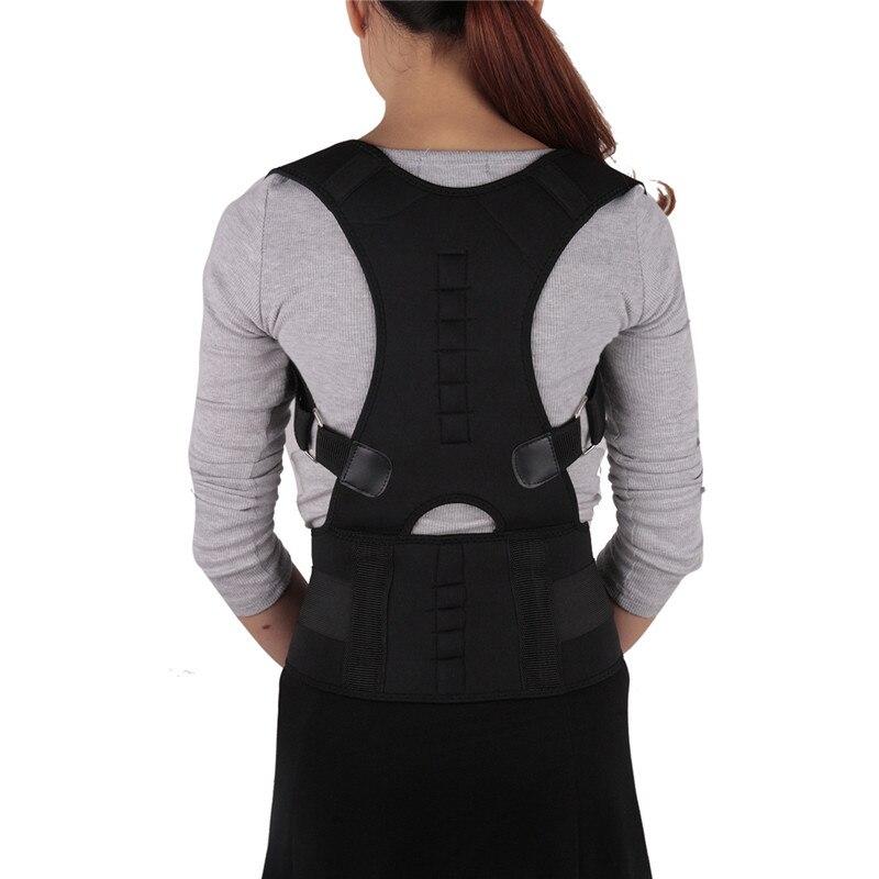 S-XXL Back Posture Correction Belt Adjustable Shoulder Rectify Support body Corrector pose Correcting Aiguillette for Men Women