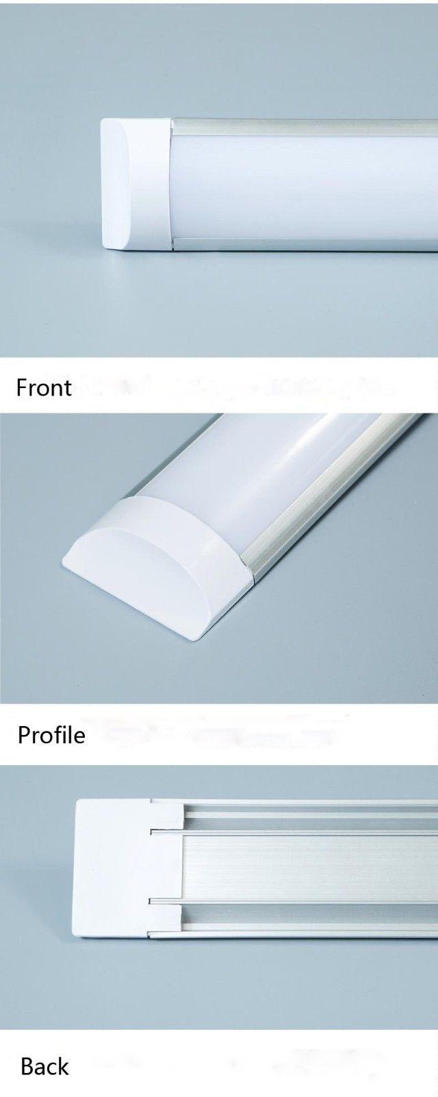 US $149 0  2ft 3ft 4ft Integration LED batten light Explosion Proof dust  proof Ceiling lamp Purification lights fixture 600mm 1200mm 900mm-in LED