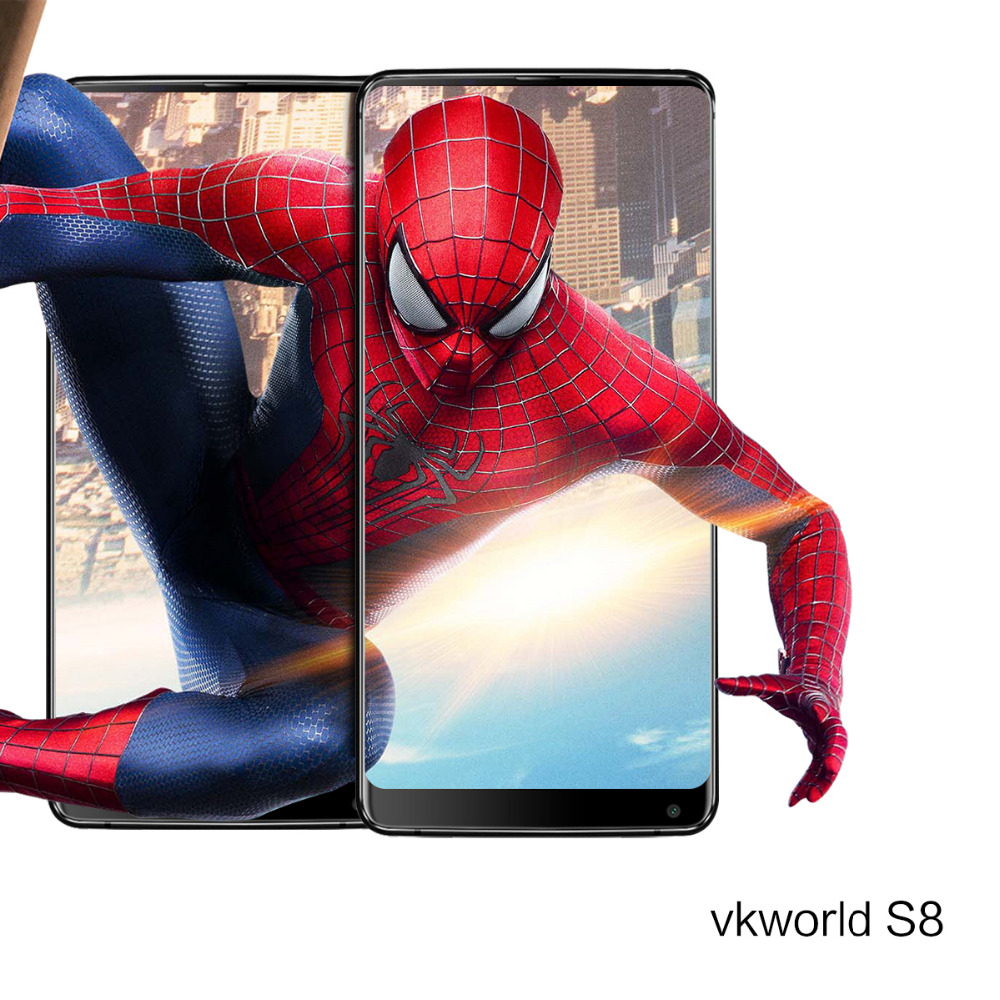 Vkworld 4G LTE Smartphone 5 99 bezel less 4GB RAM 64GB ROM MTK6750T Octa core 16MP