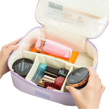 Fashion bag Women Cosmetic Bag Multifunction Organizer Waterproof  Makeup Travel Necessity Beauty Case Wash Pouch