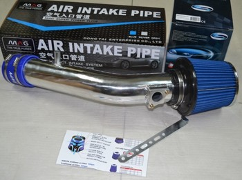 Cold Air Intake System/air intake pipe for Toyota Mark X 2011 Crown High flow Cold Air Intake Induction Kit