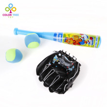 New Kids Plastic Baseball Set Outdoor Fun Educational Sports Ball Game Gifts For Children