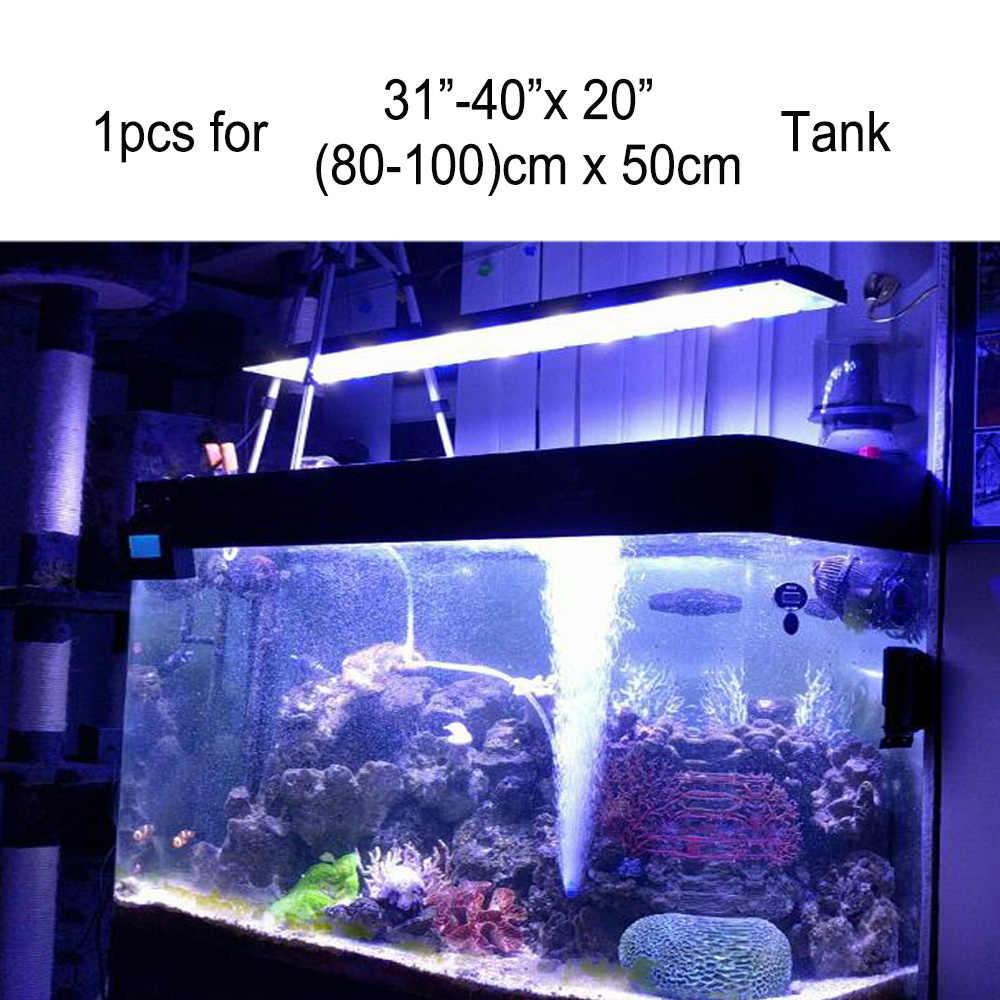 """PopBloom аквариумная Светодиодная лампа 36 """", светодиодная лампа для аквариума, освещение для аквариума, светодиодная лампа для аквариума MJ7BP1"""