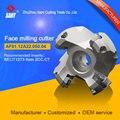 Обрабатываемые вставки SEET2T3 Индексируемые фреза фрезерные инструменты облицовка режущего диска FMA01-050-A22-SE12-04/AF01.12A22.050.04