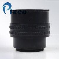 Adaptador de focagem ajustável do tubo macro do helicoid 25-55mm-25mm a 55mm m42 da lente da montagem