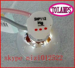 Oryginalny nagie lampa projektora SHP112 na temat HD65 HD640 HD700X wysyłka za darmo
