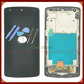 For LG Google Nexus 5 D820 D821 LCD With Touch Screen Digitizer Frame Assembly + Tools Free Shipping