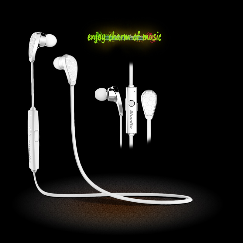 Orignal Bluedio N2 Bluetooth Headset Stereo V4.1 BT Headphones Noise Isolating Earphones Built-in Mic Handfree Fone de Ouvido